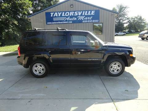 2011 Jeep Patriot for sale in Taylorsville, NC