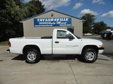 2000 Dodge Dakota for sale in Taylorsville, NC