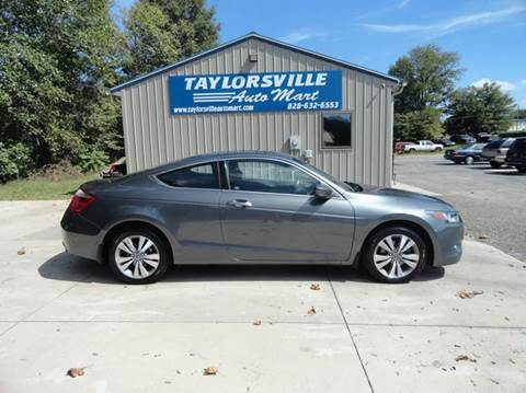 2008 Honda Accord for sale in Taylorsville, NC