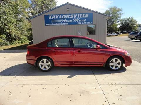 2008 Honda Civic for sale in Taylorsville, NC