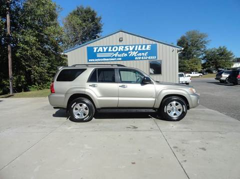 2006 Toyota 4Runner for sale in Taylorsville, NC