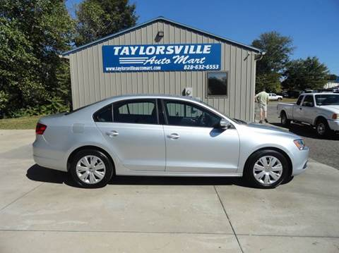 2012 Volkswagen Jetta for sale in Taylorsville, NC