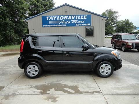 2013 Kia Soul for sale in Taylorsville, NC