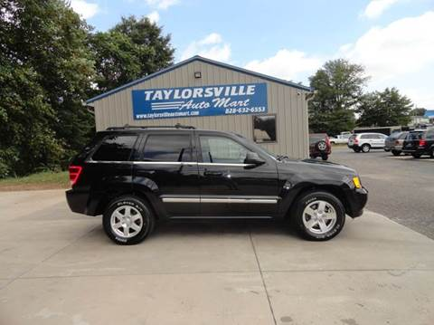 2010 Jeep Grand Cherokee for sale in Taylorsville, NC