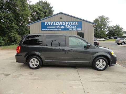 2012 Dodge Grand Caravan for sale in Taylorsville, NC