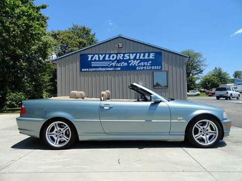 2002 BMW 3 Series for sale in Taylorsville, NC