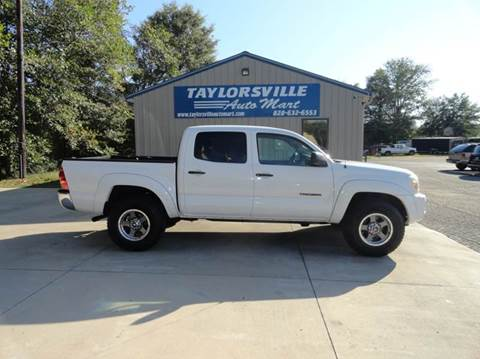 2005 Toyota Tacoma for sale in Taylorsville, NC