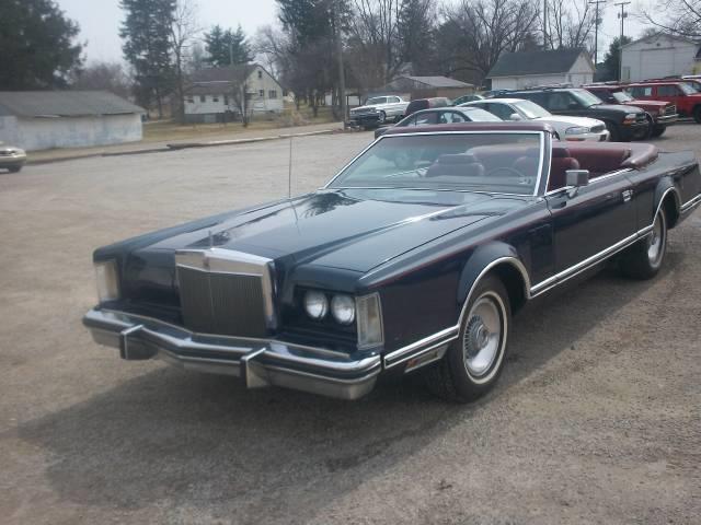 1978 Lincoln Cont.