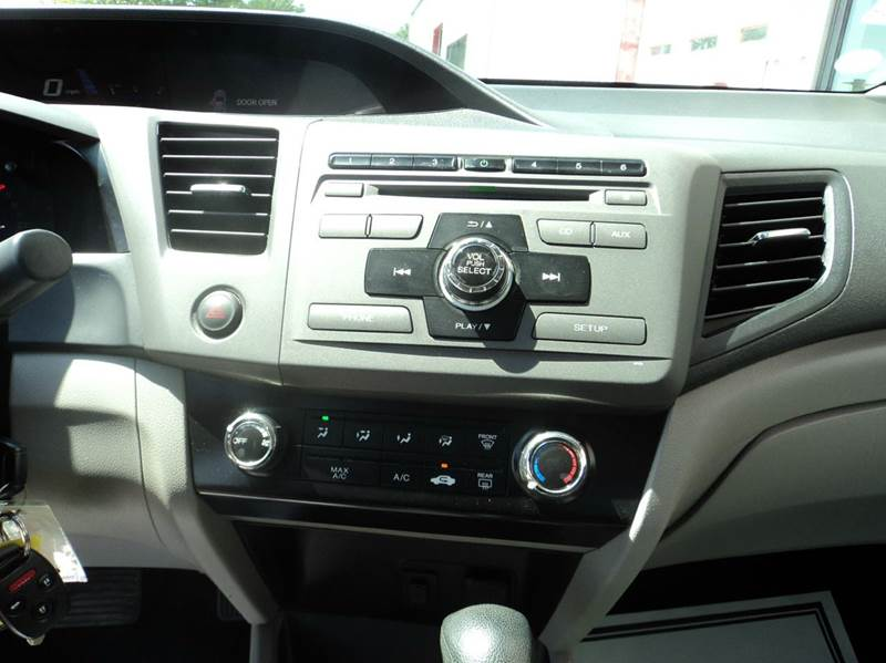 2012 Honda Civic EX 2dr Coupe  - Lincoln NE