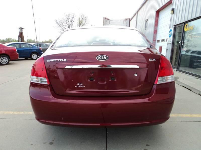 2007 Kia Spectra LX 4dr Sedan - Lincoln NE