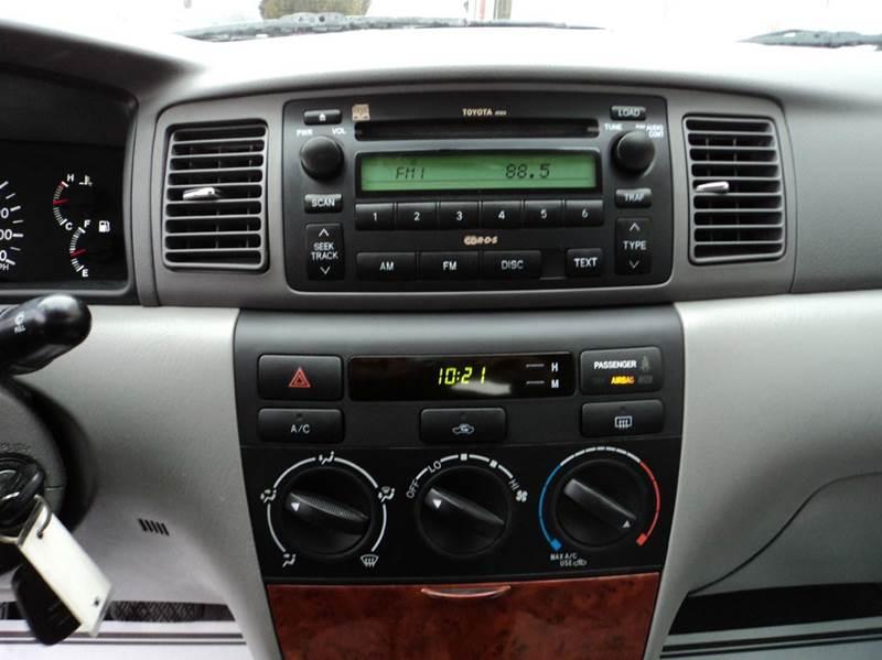 2008 Toyota Corolla LE 4dr Sedan  - Lincoln NE