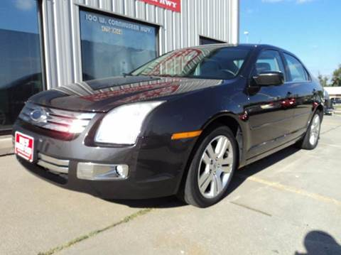 2007 Ford Fusion for sale in Lincoln, NE