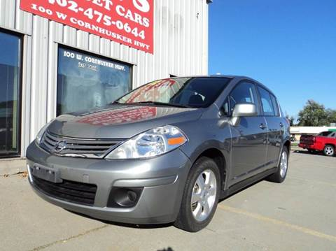 2012 Nissan Versa for sale in Lincoln, NE