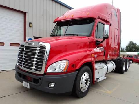 2011 Freightliner Cascadia for sale in Lincoln, NE