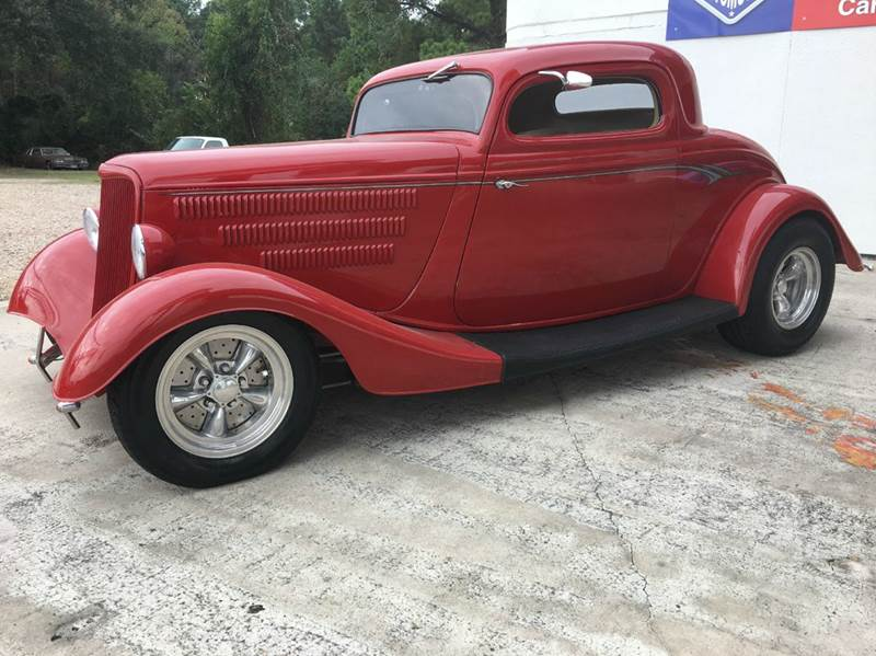 Contact us about this car & 1933 Ford Roadster In Houston TX - Sprauer Motorsports markmcfarlin.com