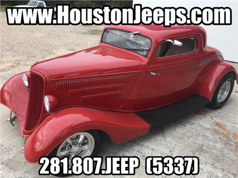 1933 Ford Roadster for sale in Houston, TX