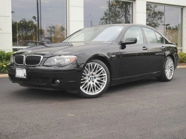 2007 BMW 7 series - Alpina B7