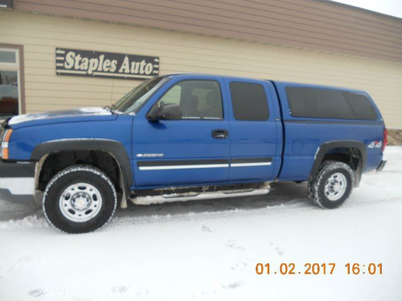Staples Auto Sales Used Cars Staples Mn Dealer