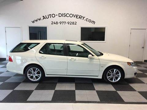 2007 Saab 9-5 for sale in Rochester Hills, MI