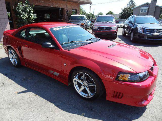 2000 ford mustang gt 2dr coupe in west springfield windsor. Black Bedroom Furniture Sets. Home Design Ideas