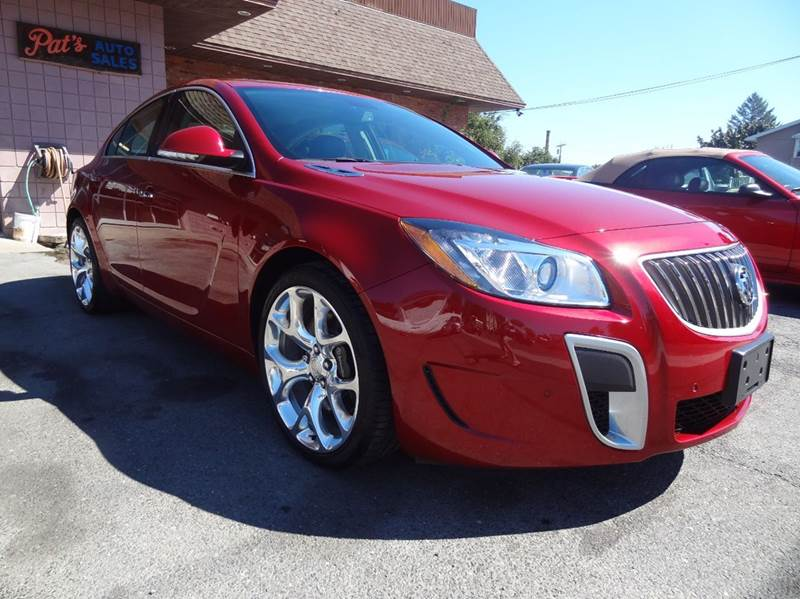 2013 buick regal gs turbo for sale cargurus. Black Bedroom Furniture Sets. Home Design Ideas