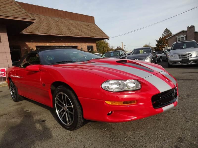 Bedrock Motors Rogers - 2002 Chevrolet Camaro for sale in Des Moines, IA ...