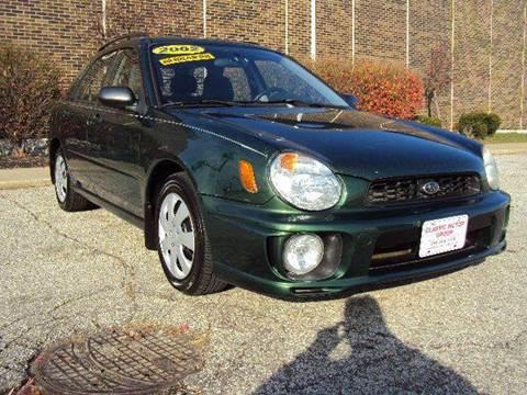 2002 Subaru Impreza for sale in Cleveland, OH