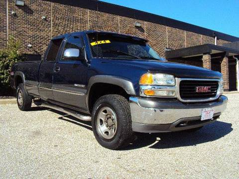 2000 GMC Sierra 2500 for sale in Cleveland, OH