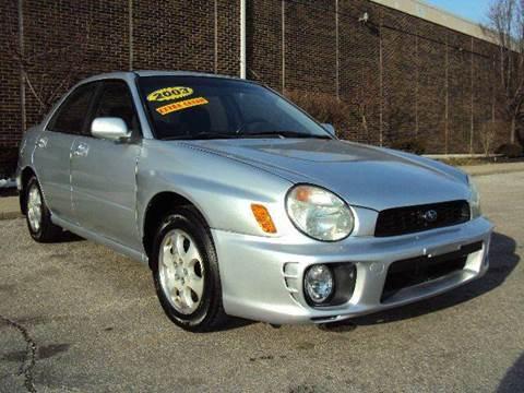 2003 Subaru Impreza for sale in Cleveland, OH
