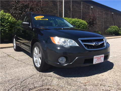 2009 Subaru Outback for sale in Cleveland, OH
