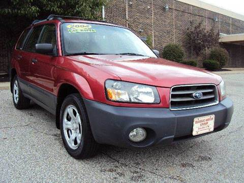 2004 Subaru Forester for sale in Cleveland, OH