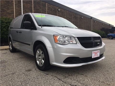 2012 RAM C/V for sale in Cleveland, OH