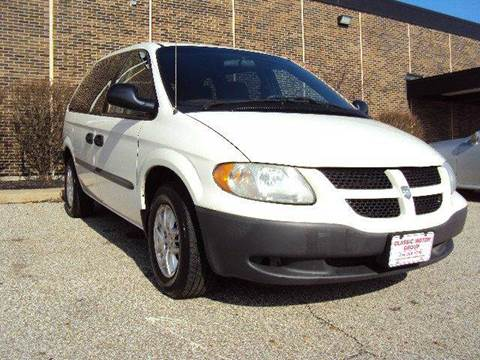 2004 Dodge Caravan for sale in Cleveland, OH