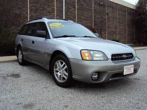 2003 Subaru Outback for sale in Cleveland, OH