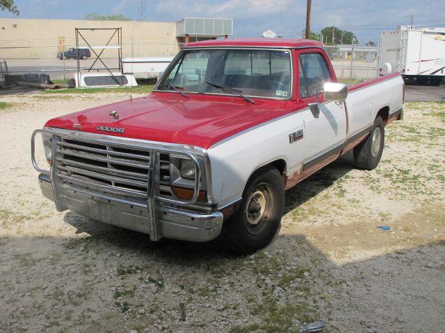 1989 Dodge RAM 250