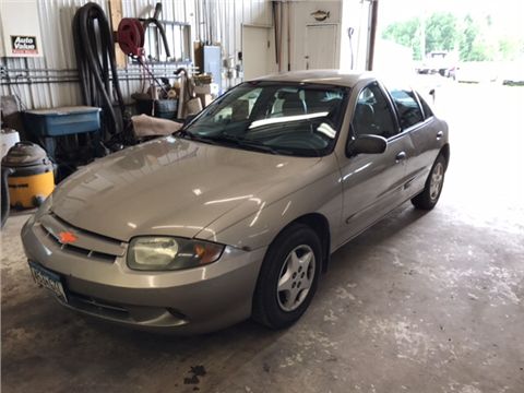 2004 Chevrolet Cavalier for sale in Little Falls MN