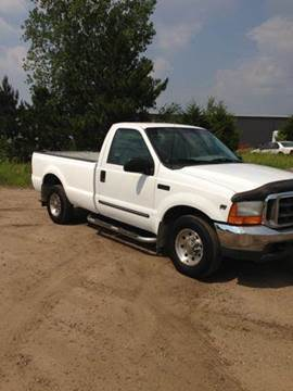 2000 Ford F-250 Super Duty for sale in Little Falls, MN