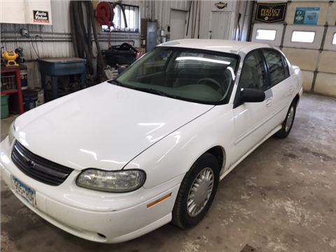 2000 Chevrolet Malibu for sale in Little Falls MN