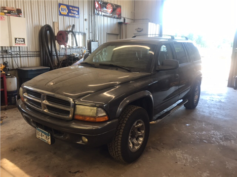 2002 Dodge Durango for sale in Little Falls, MN