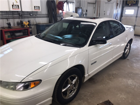 2003 Pontiac Grand Prix for sale in Little Falls MN