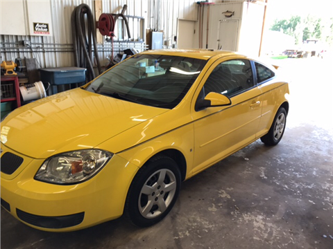 2009 Pontiac G5 for sale in Little Falls MN