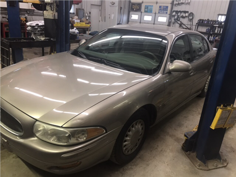 2002 Buick LeSabre for sale in Little Falls MN