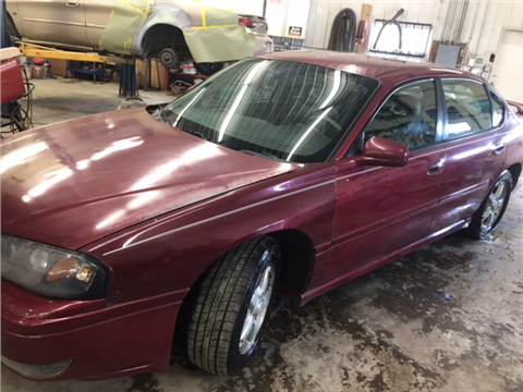 2005 Chevrolet Impala for sale in Little Falls, MN