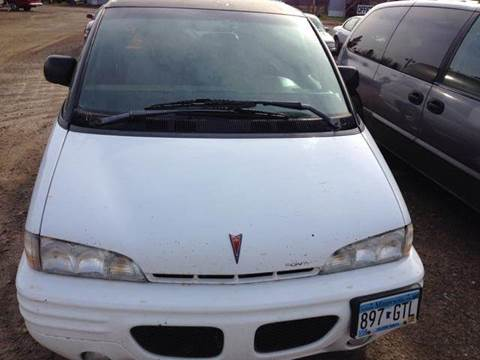 1994 Pontiac Trans Sport for sale in Little Falls, MN