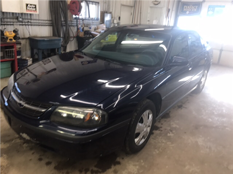 2001 Chevrolet Impala for sale in Little Falls, MN