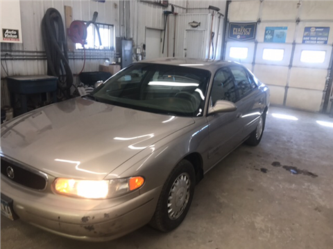 2002 Buick Century for sale in Little Falls MN