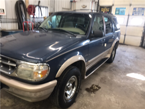 1998 Ford Explorer for sale in Little Falls, MN