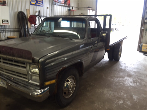 1986 Chevrolet C30 for sale in Little Falls, MN