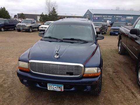 1999 Dodge Durango for sale in Little Falls MN