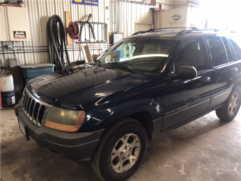 2001 Jeep Grand Cherokee for sale in Little Falls MN